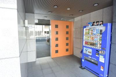 【エントランス】クレアートアドバンス大阪城南