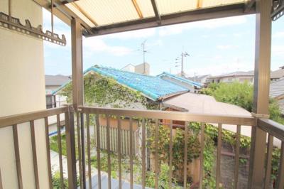 【展望】上野西2丁目貸家