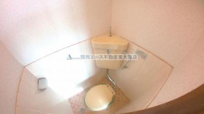 【トイレ】下河内ハイツ