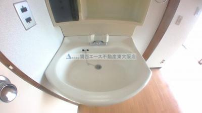 【独立洗面台】下河内ハイツ