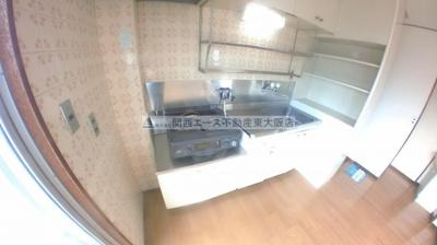 【キッチン】下河内ハイツ