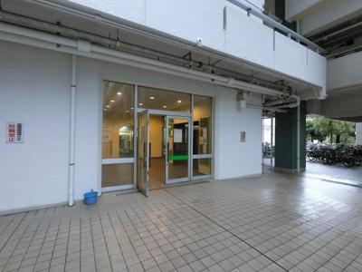 【エントランス】川崎河原町分譲共同ビル15号棟