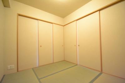 【寝室】リビオ六甲高羽ガーデンスクエア