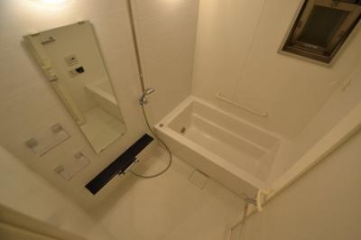 【浴室】リビオ六甲高羽ガーデンスクエア