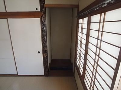 【内装】大石東町4丁目8-13貸家