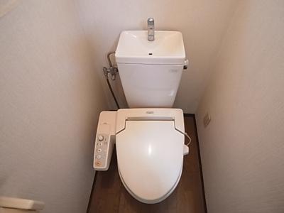 【トイレ】大石東町4丁目8-13貸家