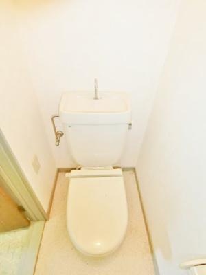 【トイレ】桜コーポ