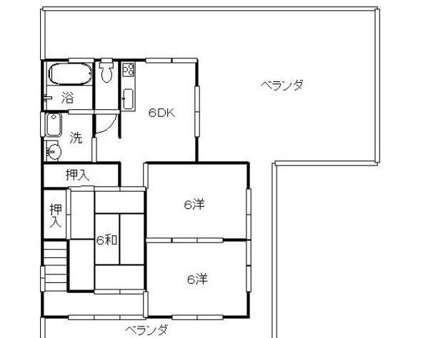 3階 居住部分