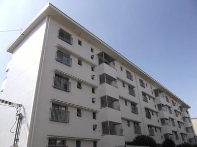 【外観】大久保東第1住宅19号棟