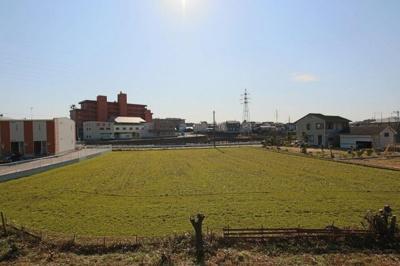 【展望】久留米市諏訪野町 土地