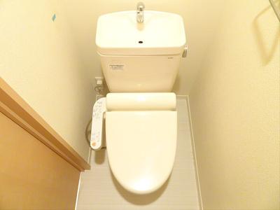 【トイレ】プレシャスガーデン
