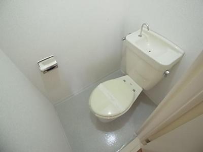 【トイレ】プラム住吉