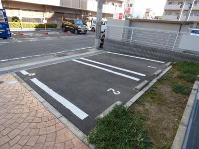 【駐車場】ピュアメゾンⅡ
