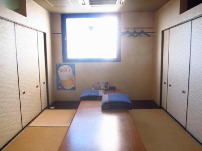 個室(4~6名)
