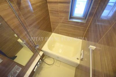 【浴室】ゲートコート大阪福島
