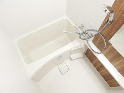 【浴室】エスリード谷町6丁目レジデンス
