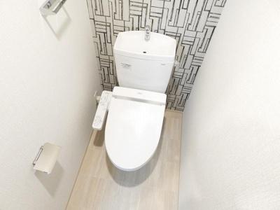 【トイレ】エスリード谷町6丁目レジデンス