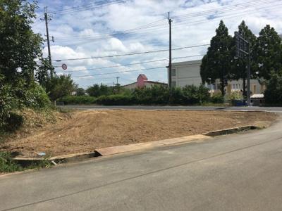 【前面道路含む現地写真】加西市中野町土地