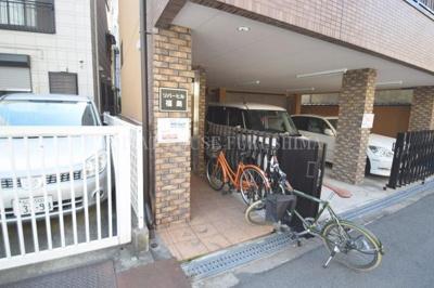 【エントランス】リバーヒル福島