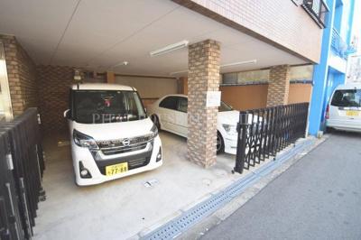 【駐車場】リバーヒル福島