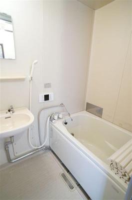 【浴室】リバーサイドA