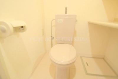 【トイレ】シャインアンドシャイン55