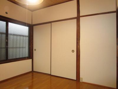 【内装】西郷通1丁目貸家