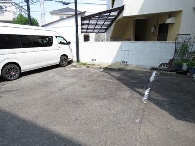【駐車場】エレジンコーポ
