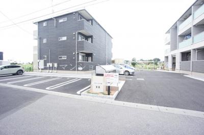 【駐車場】コフレッタⅢ