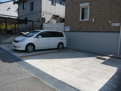 駐車場2台無料!