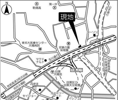 ソリッド大橋の地図