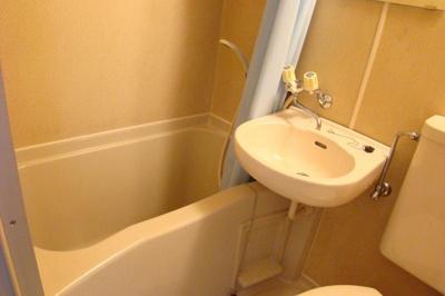 【浴室】ハイツTST