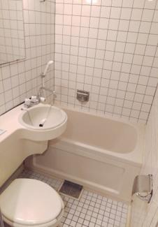 【浴室】スクエアハウス新中野
