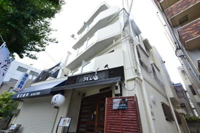 【外観】六甲宮前マンション