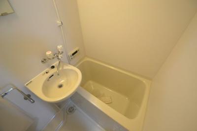 【浴室】六甲宮前マンション