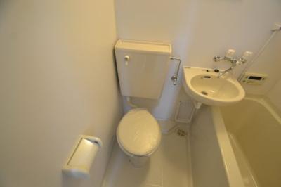 【トイレ】六甲宮前マンション