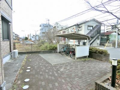 屋根付き駐輪場があるのでお買物に自転車を利用するのも良いですよね☆駅から自転車もおすすめです!