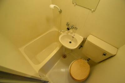 【浴室】シャルムメゾン六甲道