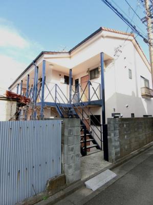 小田急線「向ヶ丘遊園」駅より徒歩圏内!専修大学の近くの2階建てアパートです☆