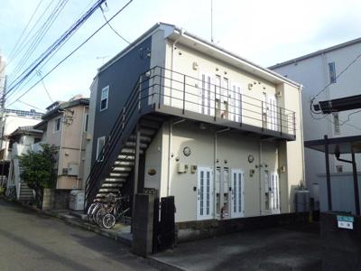 「相模大野」駅より徒歩3分の便利な立地!便利な立地の2階建てアパートです☆