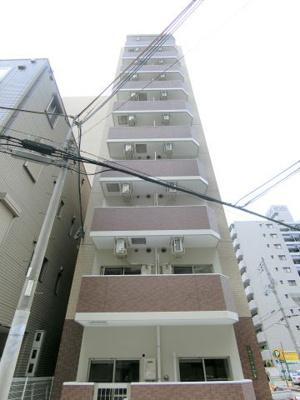 RC造の10階建のマンションになります。