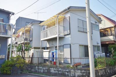 【外観】第3若葉荘