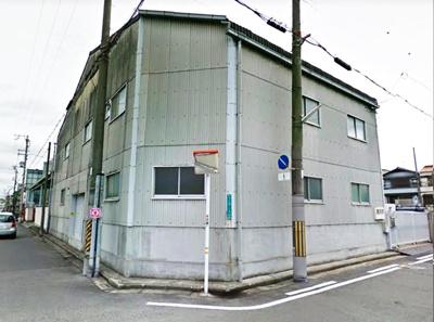 【外観】向山工務店 倉庫