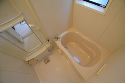 【浴室】ハイツ恵