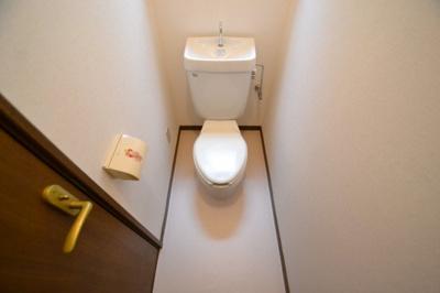 【トイレ】ハイツ恵