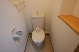 【トイレ】エスポワール西川