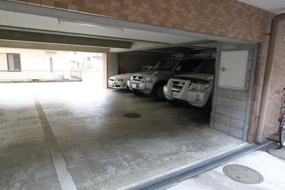 【駐車場】ベルシティ土樋