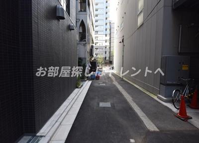 【周辺】ザパークハウス築地入船