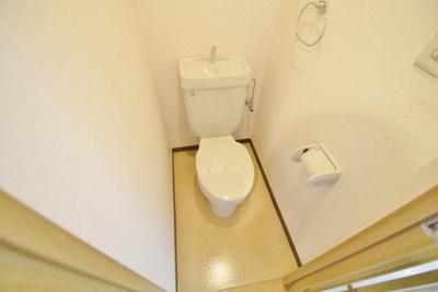 【トイレ】キャッスル山村B棟
