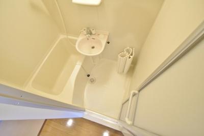 【浴室】キャッスル山村B棟
